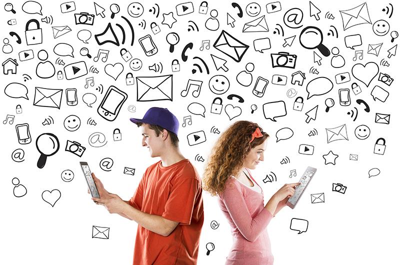 消費者自主的主導與品牌互動而產生情感的連結,進而產生對品牌的好感與品牌愛