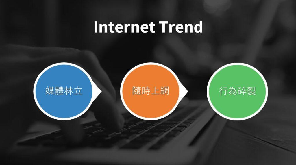 Internet Trend 人聯網